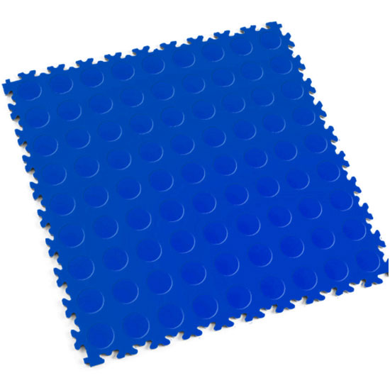 Blue Cointop Floor Tile For Your Warehouse