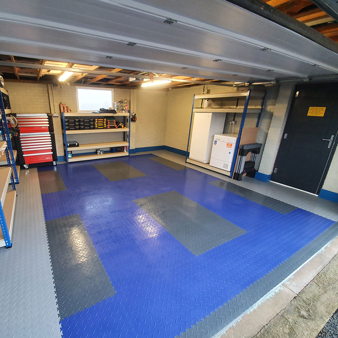 Transform Your Garage Space