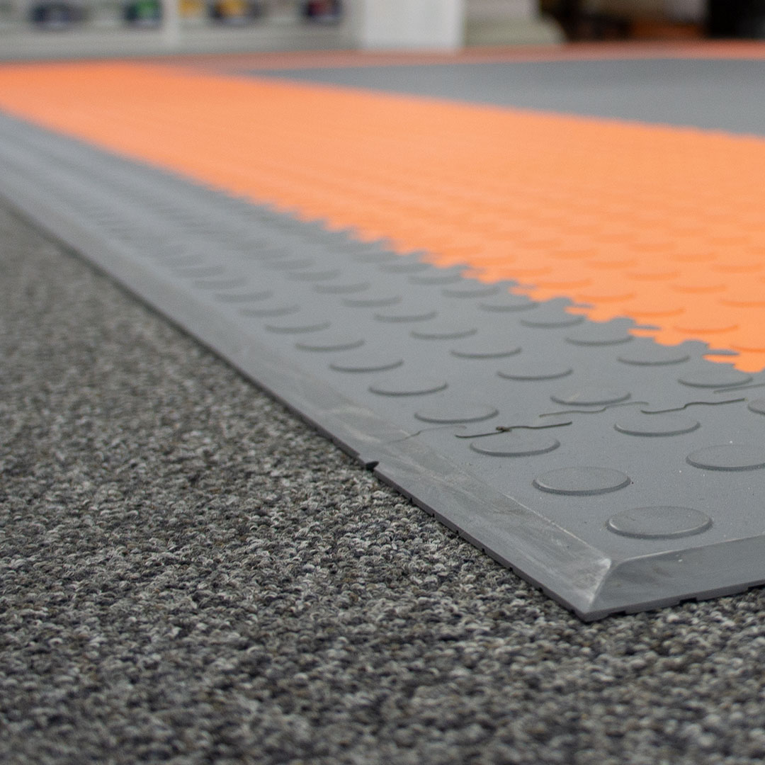 Interlocking Ramps for your office or exhibition space