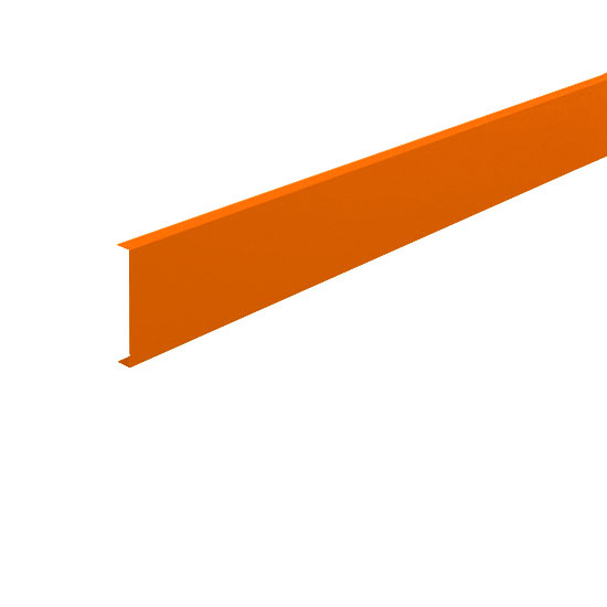 Gulf Orange Office Trim Inserts For Your Office Stands
