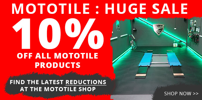 Mototile sale extended claim a 8% discount
