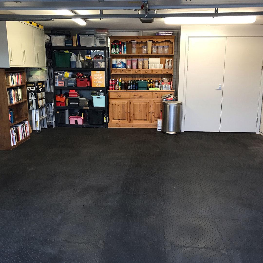 MotoLock Garage Flooring