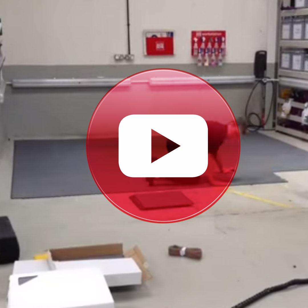 Mototile customer of time lapse video