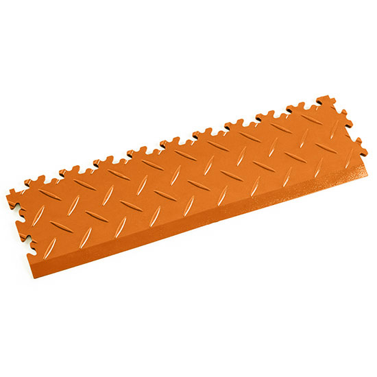 Orange Diamond Plate For Your Office