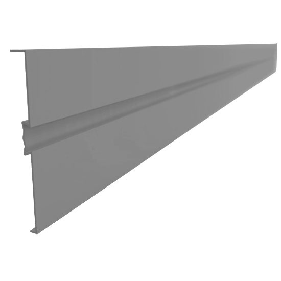Platinum Grey Skirting Board For Your Gym