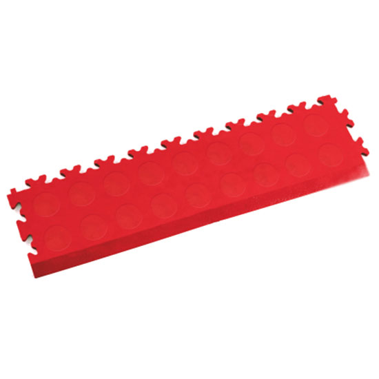Red Cointop Ramp For Your Exhibition