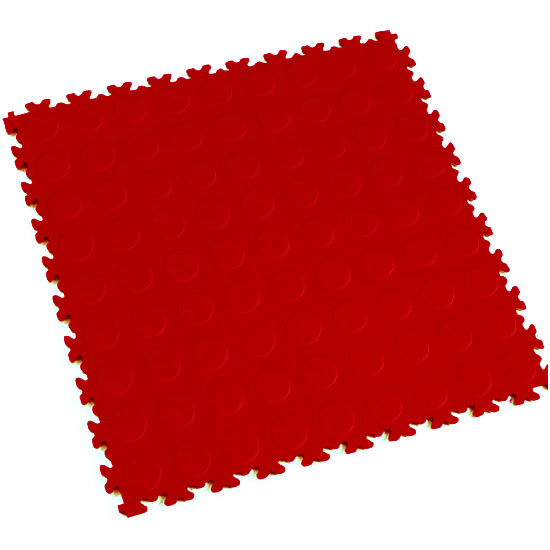 Red Floor Tile For Your Gym
