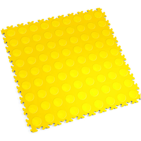 Yellow Cointop Floor Tile For Your Games Room