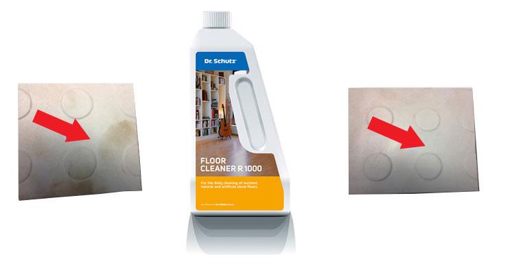 Acetone to clean MotoLock Interlocking Tiles