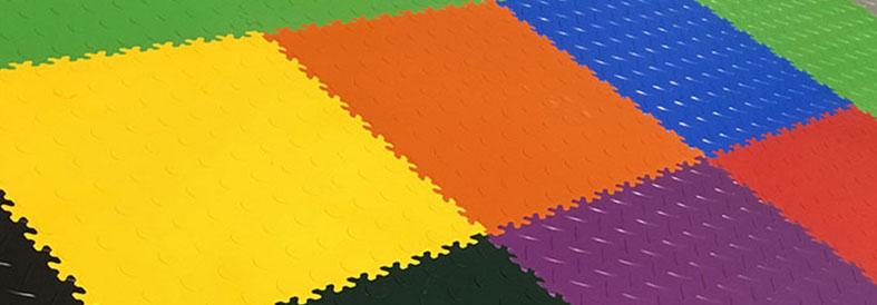 Huge Colour Range of Exhibition Floor Tiles