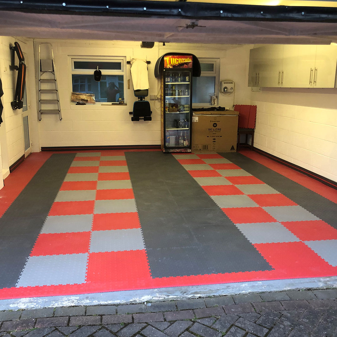 Double Garage From Mototile