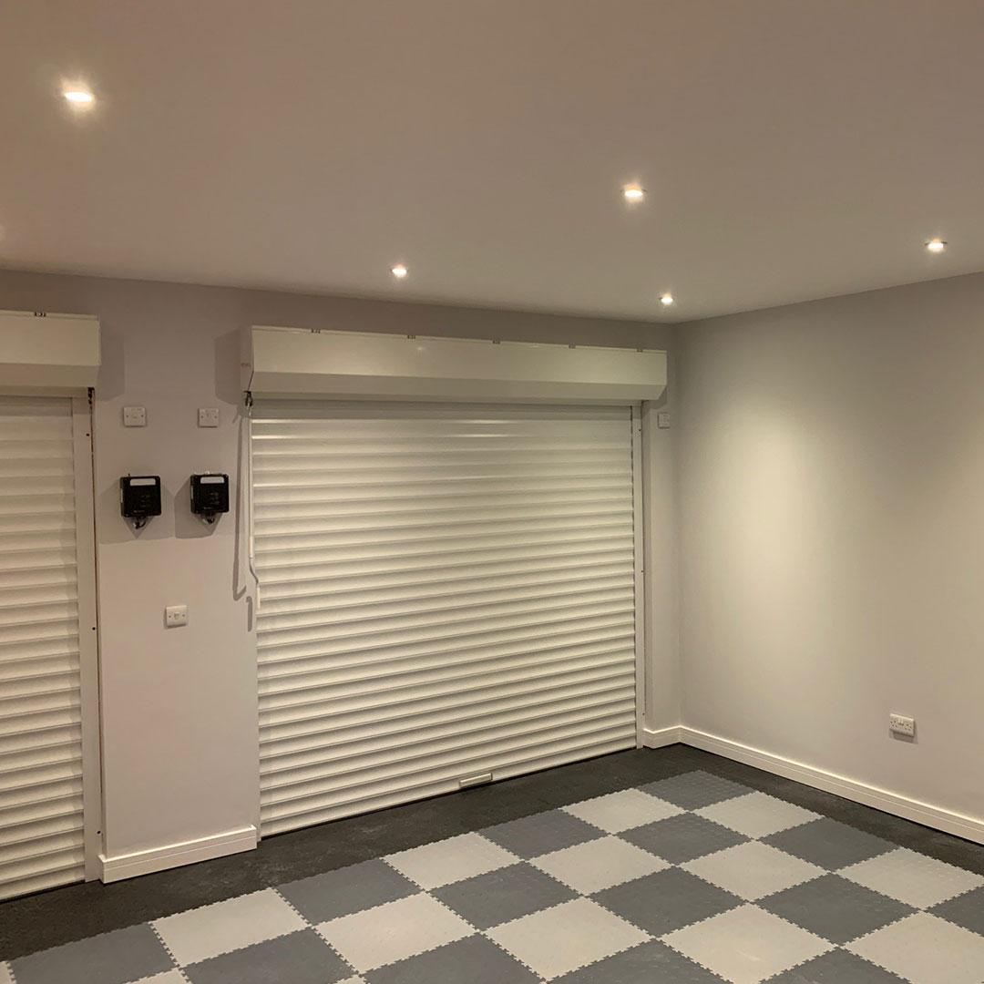 MotoLock garage and workshop tiles