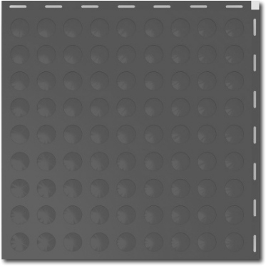 Mototile PVC interlocking tile