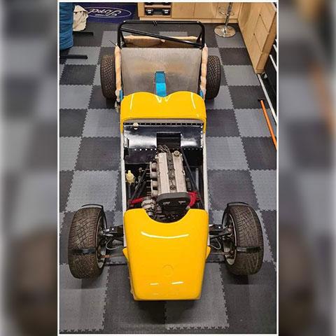 Mototile Blog garage tiles