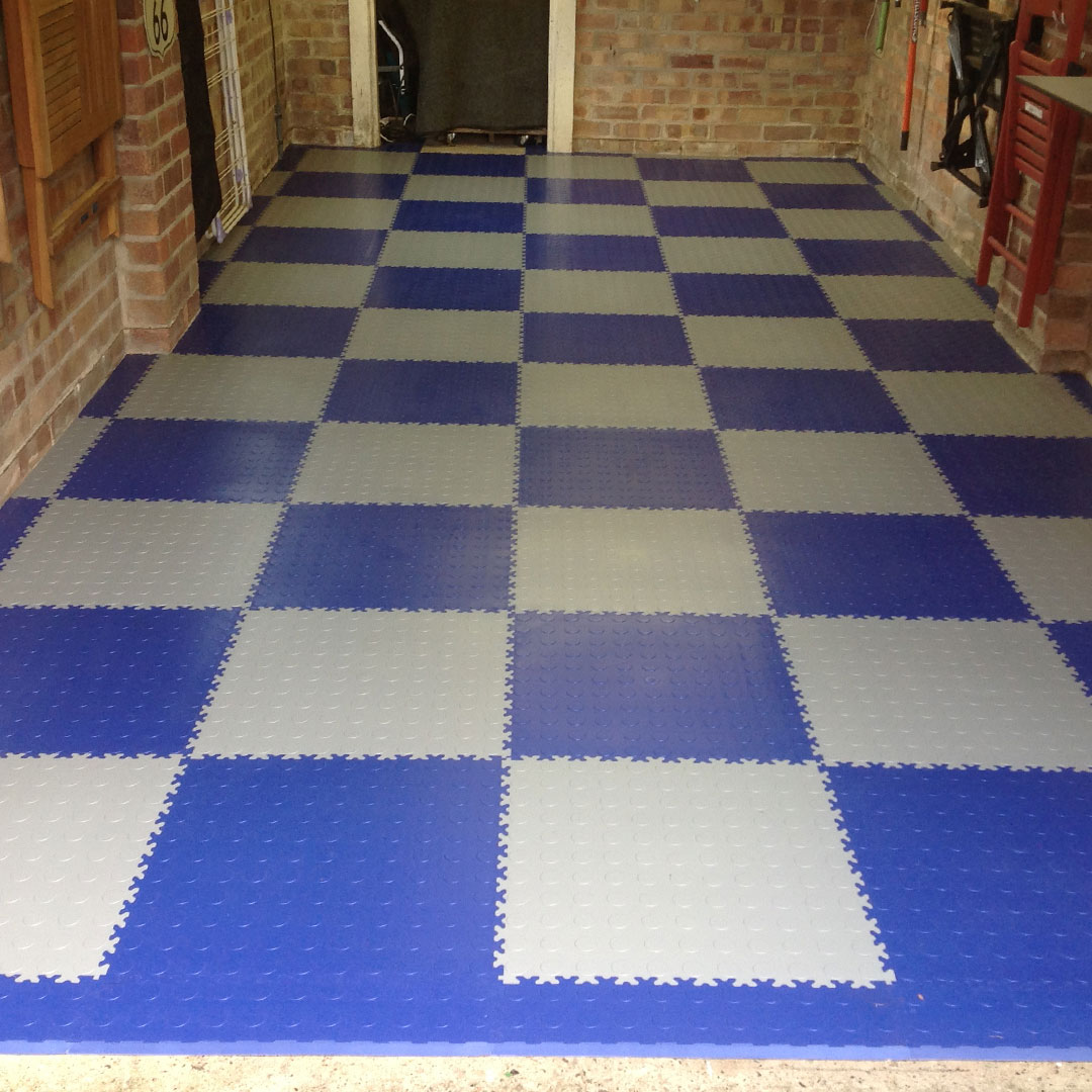 Mototile For Small Garages