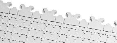 Interlocking Tile 7mm Thick Tiles