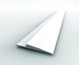 Alpine White Tile Ramp