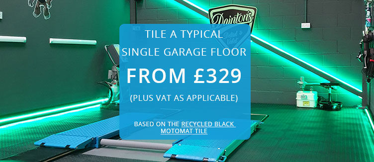 Garage floor tile - Low prices