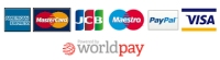 Secure Payment Processing by WorldPay