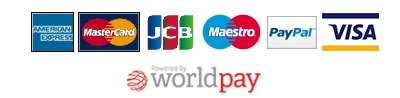Secure Payments By WorldPay