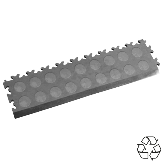 Motolock Mid Grey Recycled Cointop Interlocking Ramp