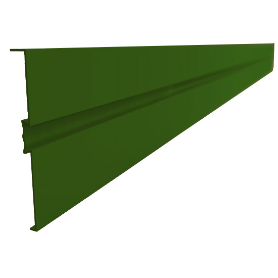 Racing Green PVC Skirting For Your Warehouse
