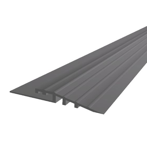 Graphite Grey Mototile Seamless Tile Edge Ramps