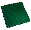 Heavy Duty New PVC Interlocking Floor Tiles - Green