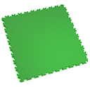 Heavy Duty New PVC Interlocking Floor Tiles - Light Green
