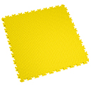 Heavy Duty New PVC Interlocking Floor Tiles - Yellow