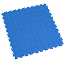 Heavy Duty New PVC Interlocking Floor Tiles - Electric Blue