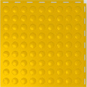 Interlocking Floor Tiles - Daytona Yellow