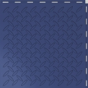 Diamond-Plate Pattern - Garage Floor Tiles - Colour Italia Blue